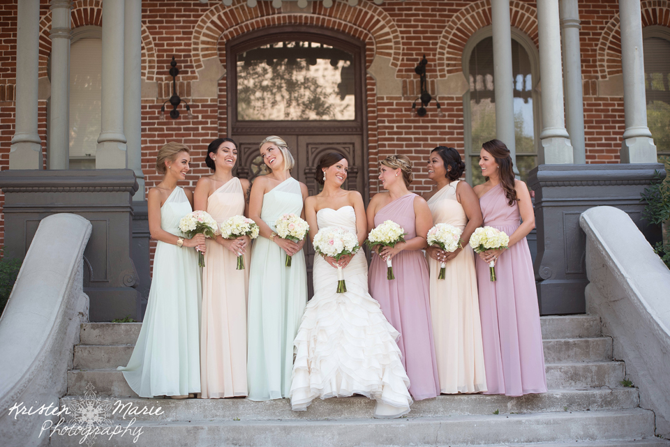 Davis Islands Garden Club Wedding Tampa Wedding Photographer