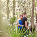 A Tampa Engagement Session | Cody & Jasmine | Tampa Wedding Photographer Kristen Marie Photography