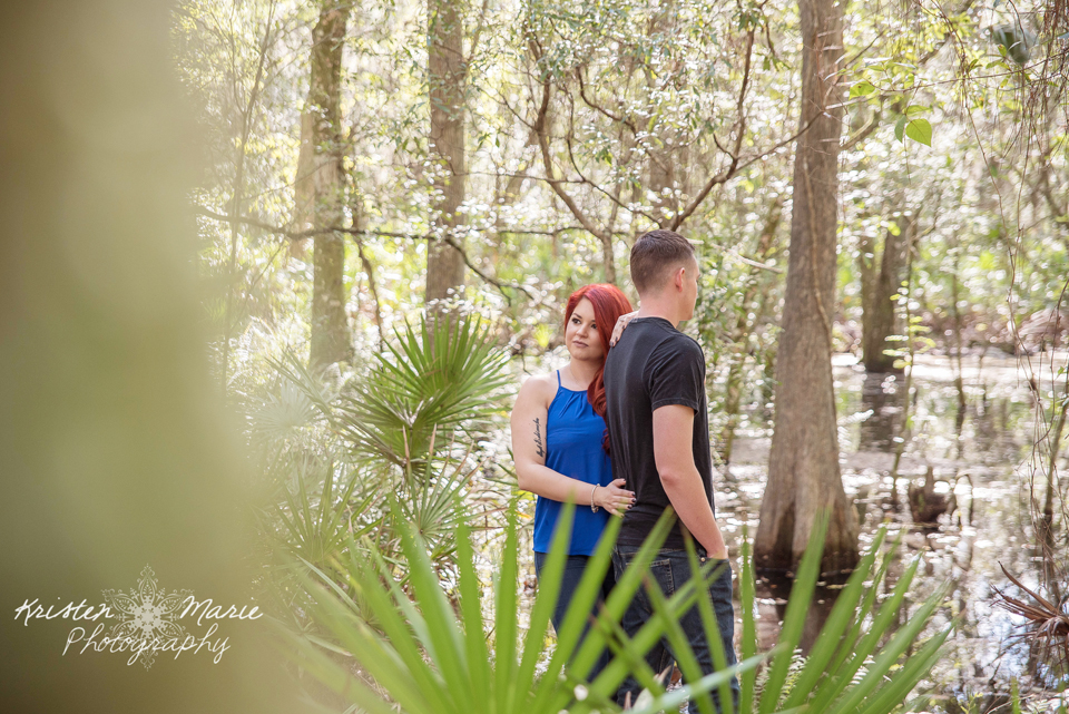 A Tampa Engagement Session
