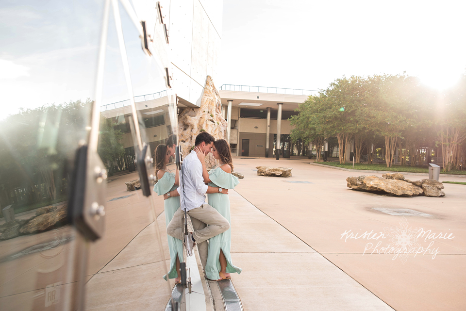 Dali Museum Engagement Session