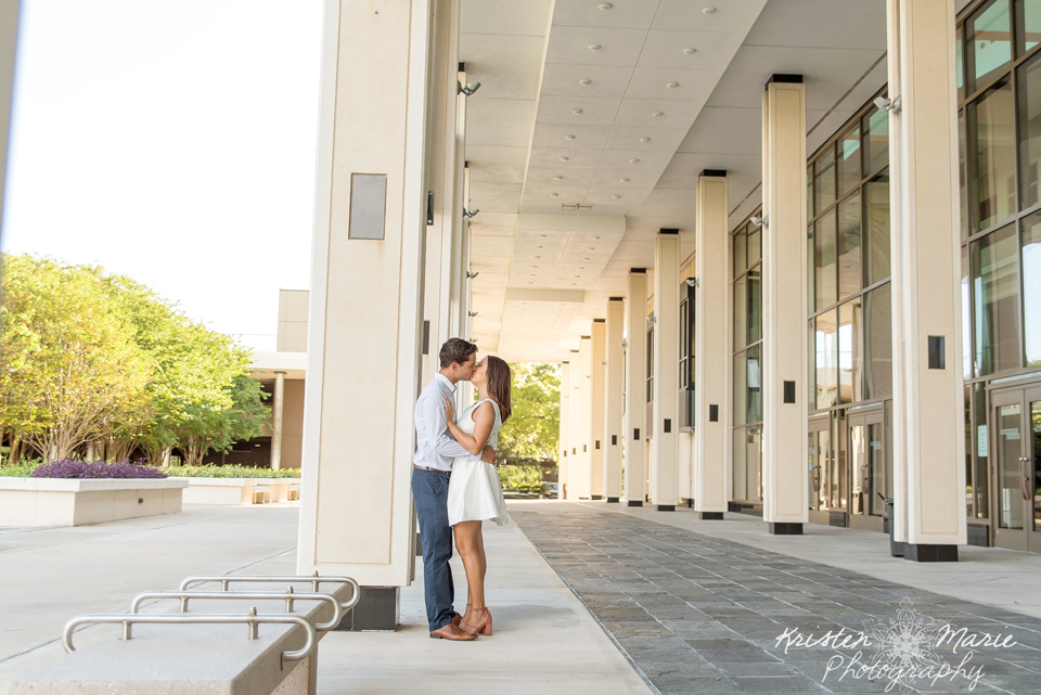Mahaffey Theater Engagement Session