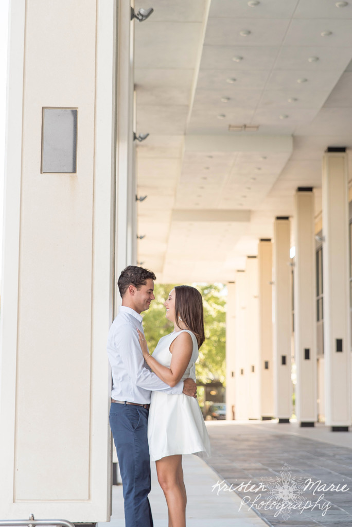 Downtown St Petersburg Engagement Session