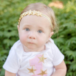 One Year Old Session | Avery | Tampa Wedding Photographer Kristen Marie Photography