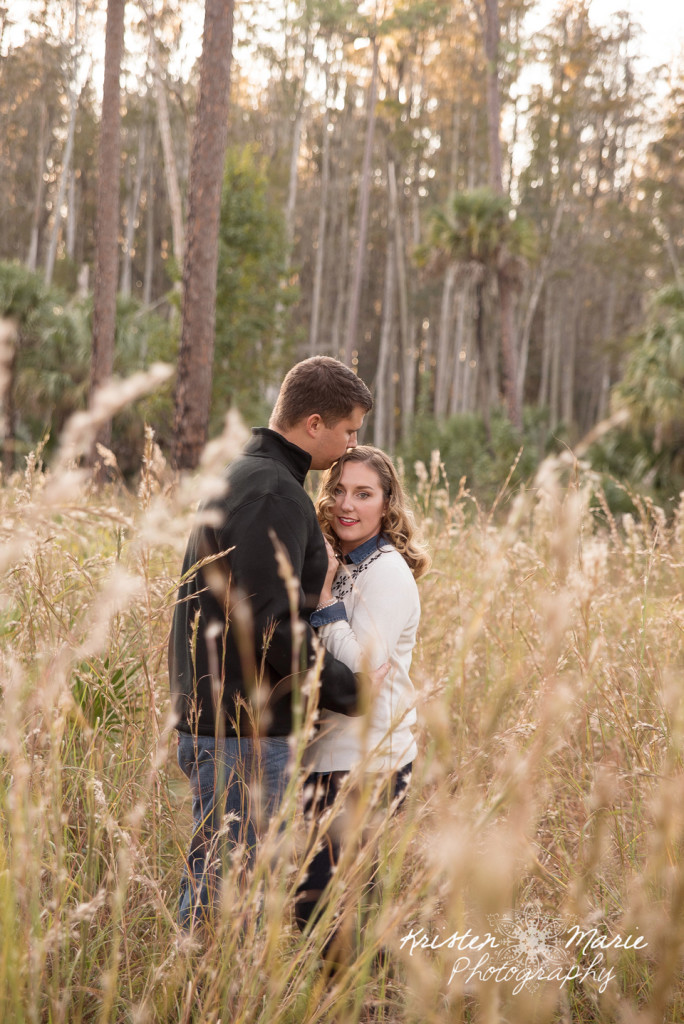 Hillsborough River State Park Engagement Session