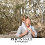 Family Maternity Session Tampa Woods | Kristy | Tampa Maternity Photographer Kristen Marie Photography